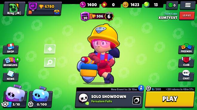 Brawl Stars: General - Who wants to grind trophy's 5000+ trophy's  image 1