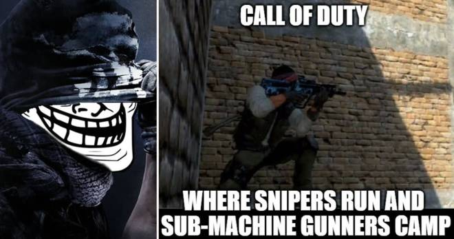 Call of Duty: Memes -  True ?  image 1