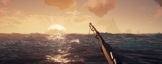 Sea of Thieves: General - Just fishin' image 1