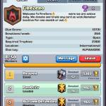W need three more with level 8 to start clan wars!!