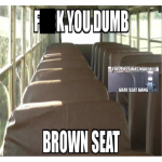 which seats did you grow up with