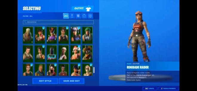 Fortnite: Looking for Group - FREE RENEGADE RAIDER (message me) image 3