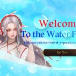 [Event] Welcome to the Water Festival! (3/31 ~ 4/27 CDT)