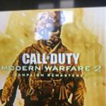 Does anyone else have the new remastered mw 2