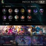 10.7 Patch Notes