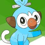 Remaking Shiny Forms of Pokémon #5 (Grookey line) Requested by Oompalompa
