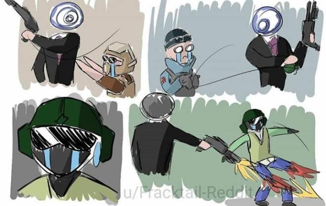 Rainbow Six: Memes - I Hate Ubisoft. image 2
