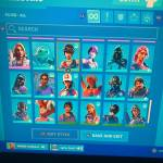trade stacked fortnite accounts