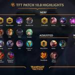 TFT Patch Notes 10.8