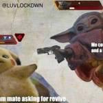 If you die off spawn RIP