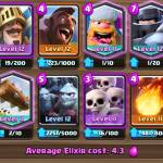 This deck has gotten me to master 1. 1 tip I give to the ones that struggle is upgrade your cards