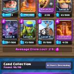 Great legendary arena trophy push deck! 🏆