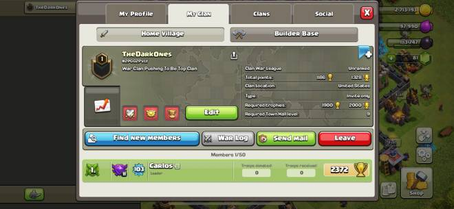 Clash of Clans: Base Building - TheDarkOne is recruiting  image 2