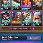 My OP deck for arena 13 and up