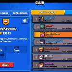 Everybody here's a picture of my clan join and we can play together