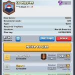 New clan. Started game last week and just hit king lvl 8.. need 6 more for war... anyone is welcome!
