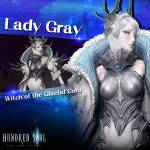 [New Companion] Witch of the Glacial Cold – Lady Gray