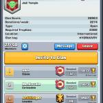 Join a active clan!
