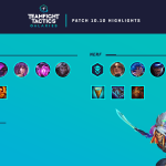 TFT Patch Notes 10.10