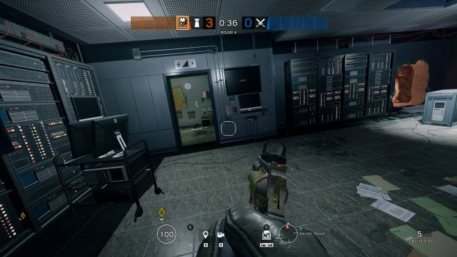 Rainbow Six: Guides - Guide to Playing Maestro on Bank image 30