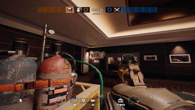 Rainbow Six: Guides - Guide to Playing Maestro on Bank image 10