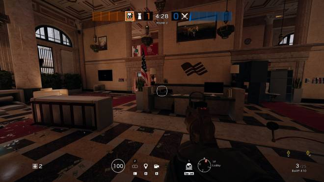 Rainbow Six: Guides - Guide to Playing Maestro on Bank image 24