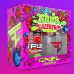 New G FUEL Flavor! Sour Fazeberry