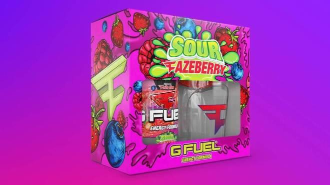 G Fuel: General - New G FUEL Flavor! Sour Fazeberry image 3