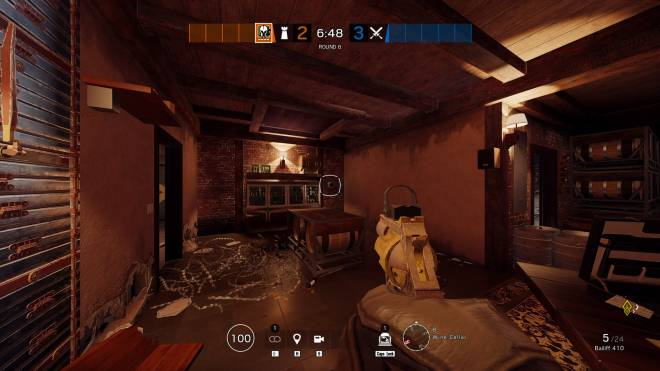 Rainbow Six: Guides - Guide to Playing Maestro on Chalet image 22