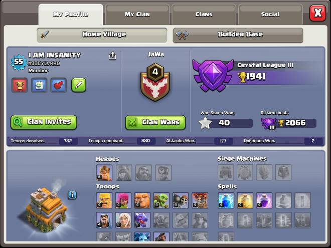 Clash of Clans: General - Looking for a clan image 2