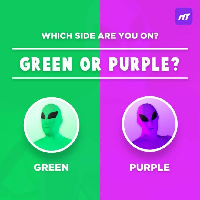 GTA: General - Moot Green vs Purple Event WINNERS! image 1