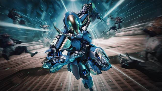 Warframe: General - Yo gauss and gauss weapons are the best thing I have ever tried  image 1