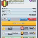 Recruiting, need ppl for clan wars +1000 trophies