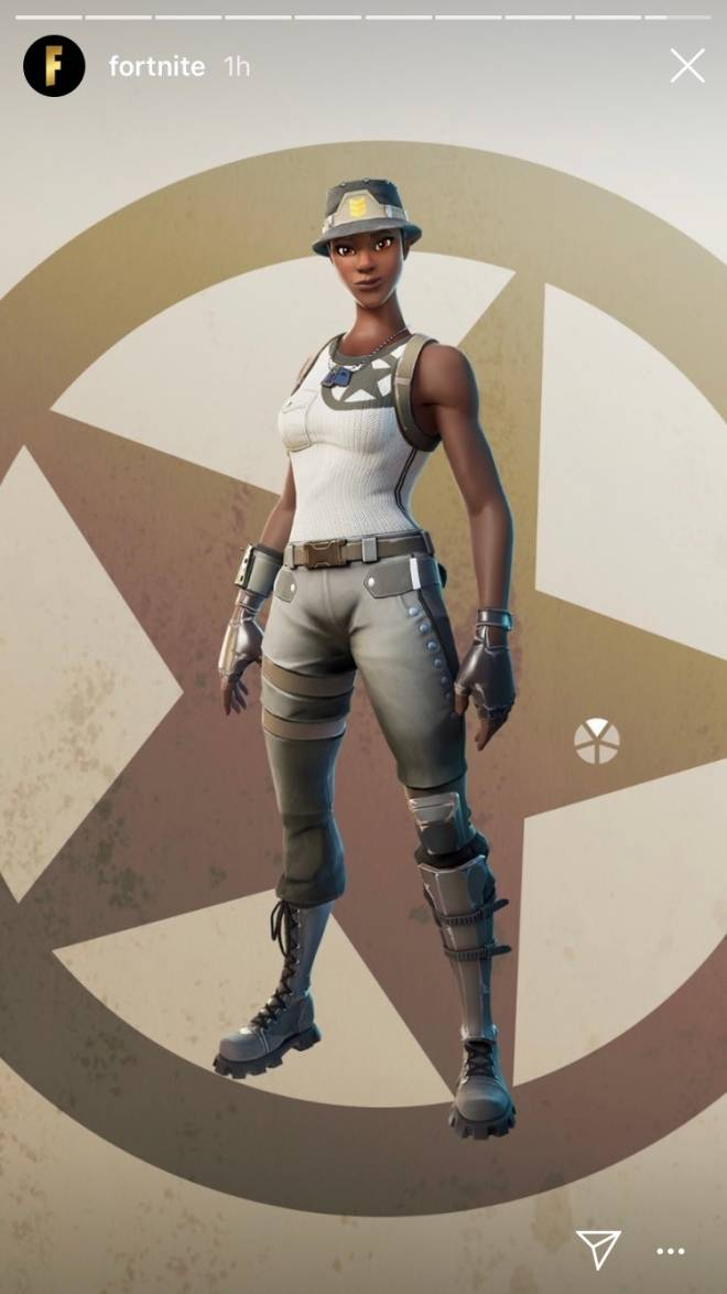 Fortnite: General - New Recon Expert in the item shop  image 1