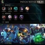 10.11 Patch Notes