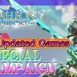 New&Updated Games commemoration campaign