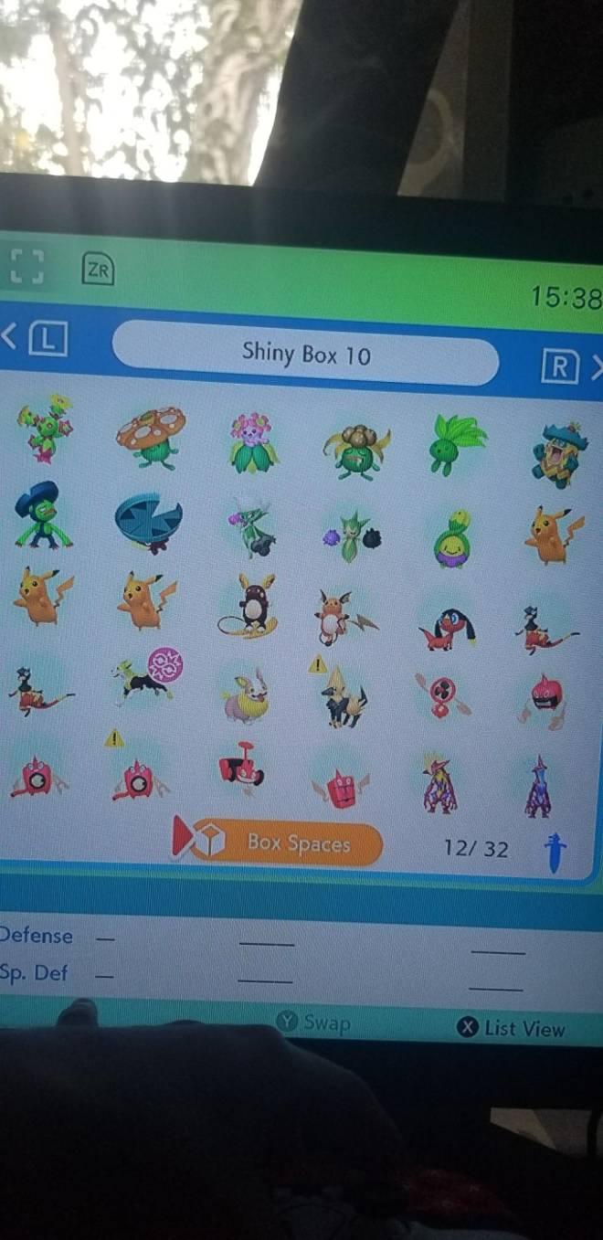 Pokemon: Trading - Make Offers [No masterball trades] image 13