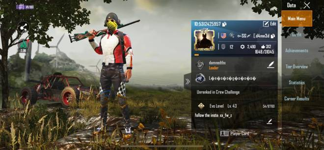 PUBG: Looking for Group -  #Mobile #TPP Squad image 3