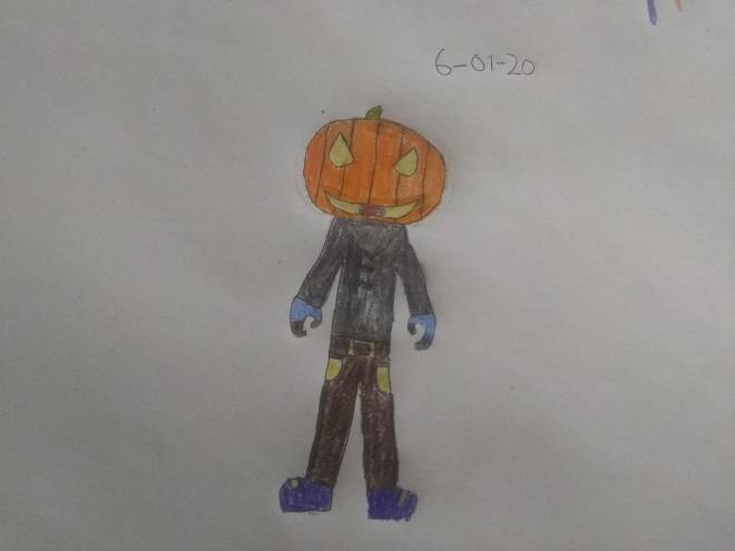 Entertainment: General - Halloween king (redesign) image 2