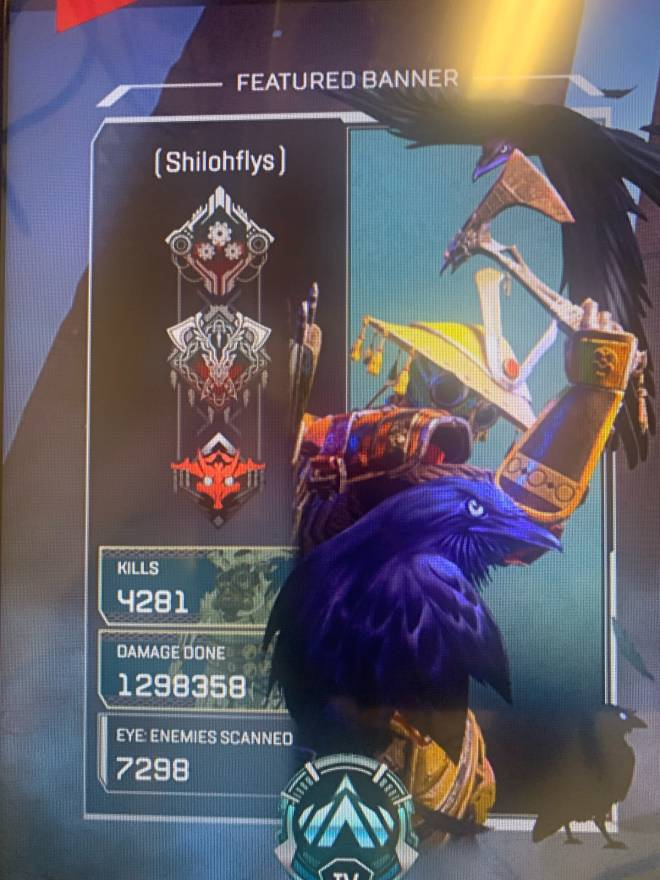 Apex Legends: Looking for Group - Need 2 for platinum ranked image 3