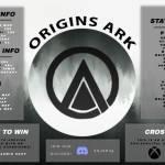 [Xbox/Win10] Origins Ark - 10x 4Man Cluster