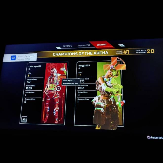 Apex Legends: General - Now this is what we like to see lets get 20 likes on this image 2