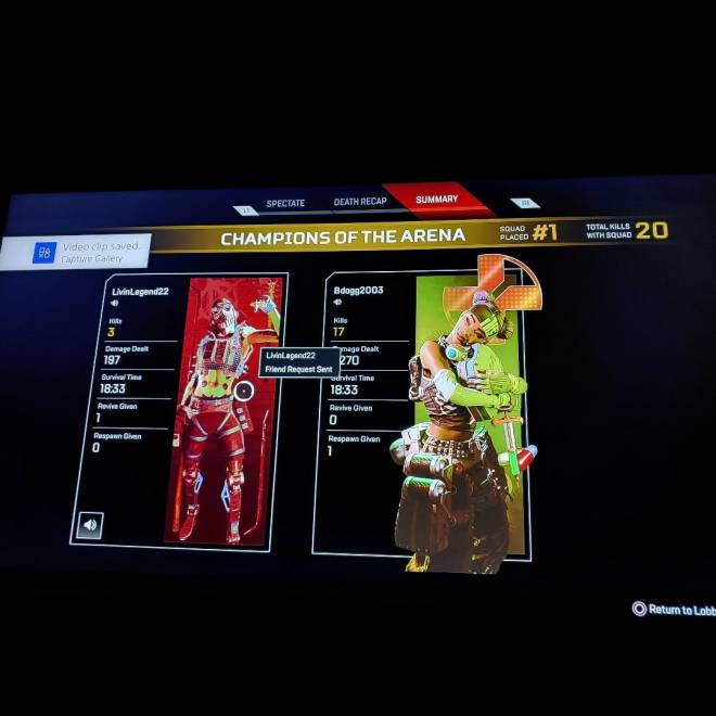 Apex Legends: General - Now this is what we like to see lets get 20 likes on this image 1