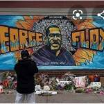 R.I.P george floyds he was shot by a cop because he was black and now racicim is back
