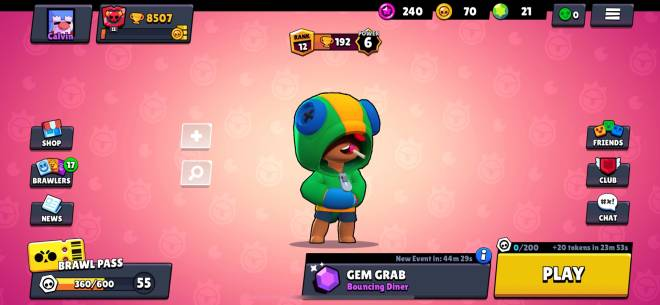 Brawl Stars: Club Recruiting - Can u play with me I am looking for a team here's my account  image 1