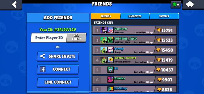 Brawl Stars: Club Recruiting - Can u play with me I am looking for a team here's my account  image 2