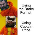 Captain Price hotline bling