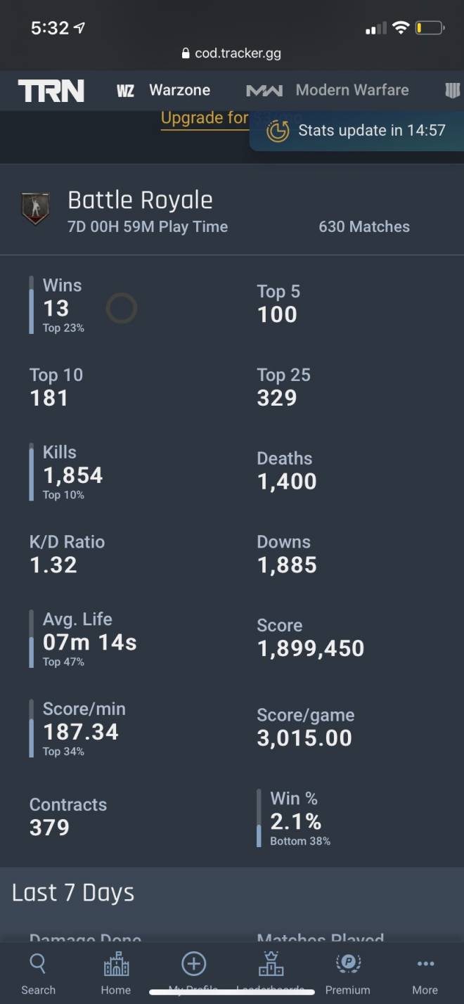 Call of Duty: Looking for Group - Looking to run duos, just getting a little sweaty for the Dub but not toxic. Add me on PS4: Edeza1 image 3