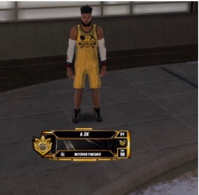 NBA 2K: Looking for Group - Looking to trade for a ss1-ss3 I'm a elite 3 and want to trade because I don't want it anymore so d image 3