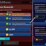 WorldBoss's reward is wrong